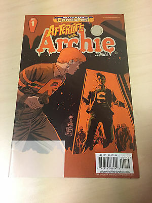 Afterlife With Archie Halloween Comicfest #1 Archie Comics 2014