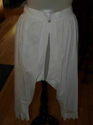 Victorian Style Under Drawers or Britches-V