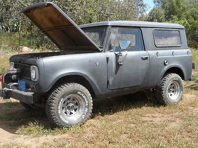 1969 International Harvester Scout  Truck