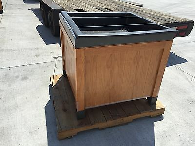 Heavy Duty Grocery Display Bin, Super Market, Grocery...