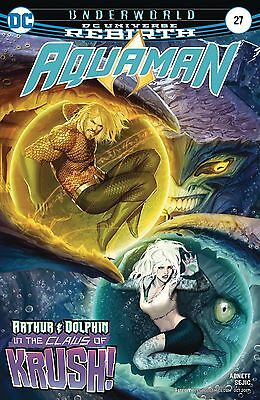 AQUAMAN #27 | $3.79! LOWEST PRICE ONLINE!!! | $1.99 Shipping!!!