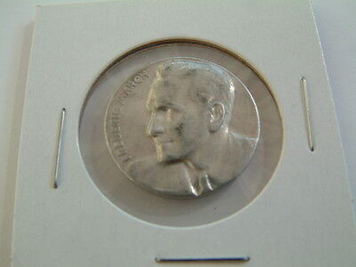 "VINTAGE Paramount Star Fredric March ""Design for Living"" Popsicle Coin 1930s"
