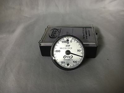 PTC Thermometers Type: Dual Magnet Mount Dial 312F New