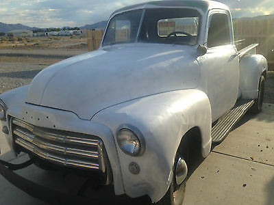 1951 GMC Other  1951 GMC truck running driving stopping needs restore or drive like it is