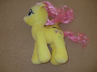 Build a Bear My Little Pony - Flutter Shy - only sat in toy box