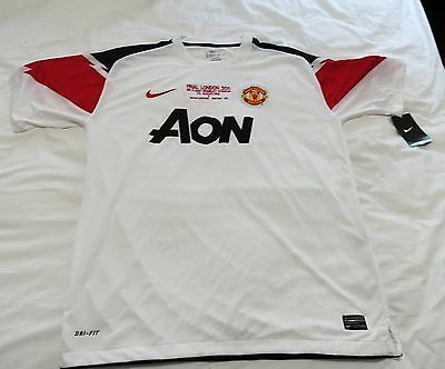 Manchester United 2011 Champions League Final Jersey