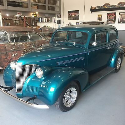 1939 Chevrolet Other  1939 Chevy Street Rod, Beautifull Professionally Built Rust Free Car, Like 1940!