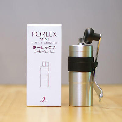 PORLEX Mini Ceramic Burr Hand Coffee Grinder