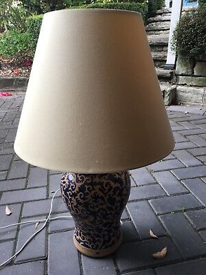 Sorrento in St Ives Lamp - Great Condition