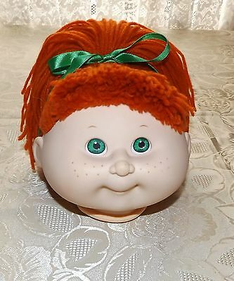 Cabbage Patch Kids Hasbro Head Doll Parts