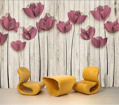 Nostalgic Rose 3D Full Wall Mural Photo Wallpaper Printing Home Kids Decoration
