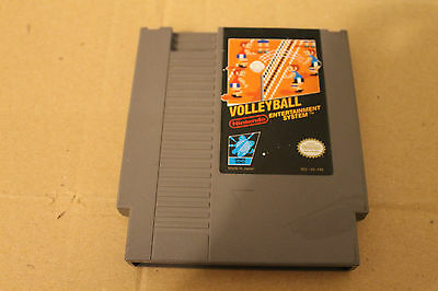Jeu Nintendo Nes Volley Ball