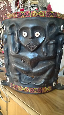 Antique Dayak Kalimantan Baby Carrier Indonesia
