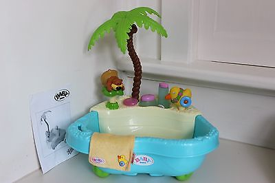 Baby Born Bath *Complete with Instructions*