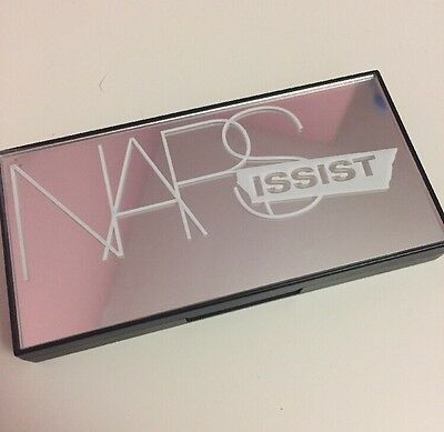 Auth* NARS Cosmetics NARSissist Six Appeal Hardwired Eye Palette