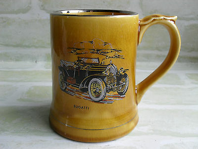 An RK Product By Wade Of England '1913 Bugatti France'- Beer Stein / Mug-No 14