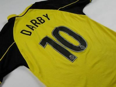 2000-2002 Rushden & Diamonds Away (Small) - Darby #10
