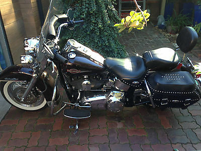2007 Harley Davidson Heritage Softail Classic