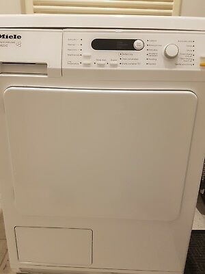 Miele condenser clothes drier