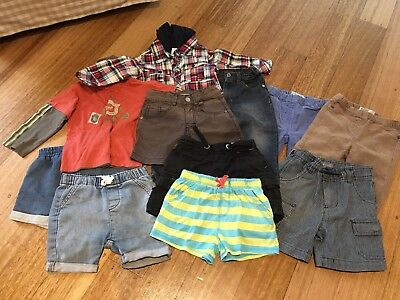 Gorgeous Baby Boy Clothes In Excellent Condition!
