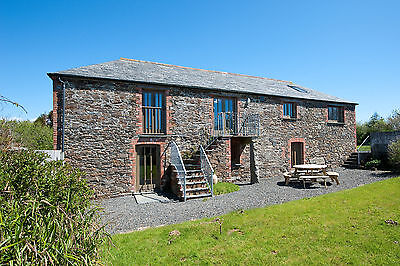 30% OFF! September 8th-15th. Self catering cottage near the beach North Cornwall