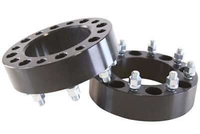 Front or Rear Pair (2) of 2 Inch Thick Wheel Spacers 8x170mm Bolt Pattern