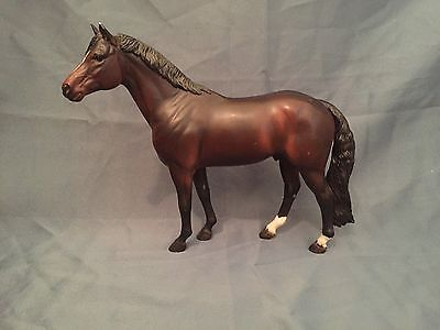 Ravel Traditional Series Breyer Bay Warmblood Gelding