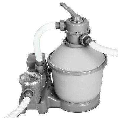 Bestway FlowClear 3785L/H Water Pump with Sand Filter