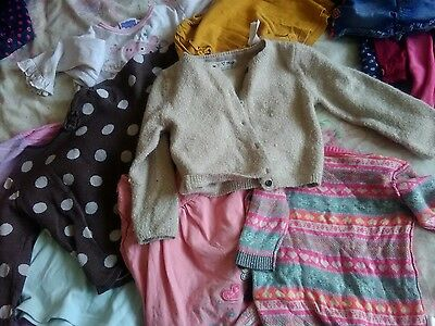 Large Bundle Baby Clothes 12-18Mth