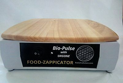 Bio-Pulse Food Zappicator Dr. Hulda Clark with Orgone unit