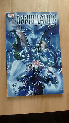 Marvel - Annihilation Book 3 - Volume 3 - Graphic Novel Paperback - (Rare)