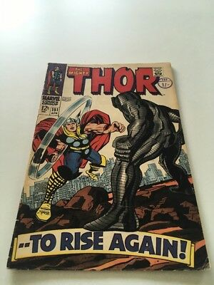 The Mighty Thor  #151 Comic Book