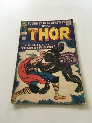 Marvel Comics THOR #118 Journey into mystery