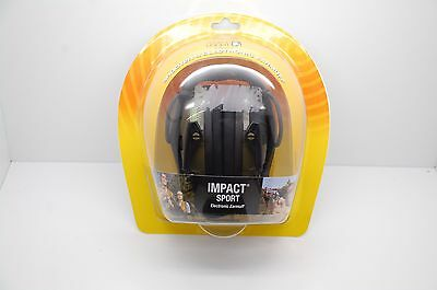 Howard Leight R-01526 Impact Sport Electronic Shooting Ear Muffs