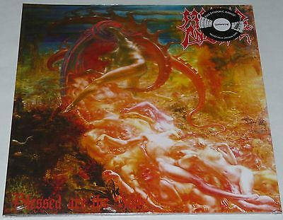 Morbid Angel Blessed Are The Sick LP Limited 2017 Remastered Black Vinyl NEW