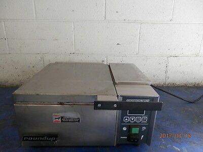 Roundup Commercial Countertop Steamer/warmer