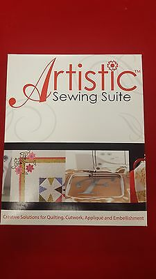 Janome ARTISTIC Sewing Suite