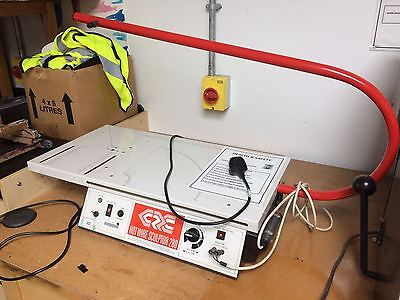 D280 C. R. Clarke Hot Wire Cutter for Polystyrene / local bending / pyrography