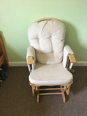 Rocking Nursing Reclining Chair With Padding