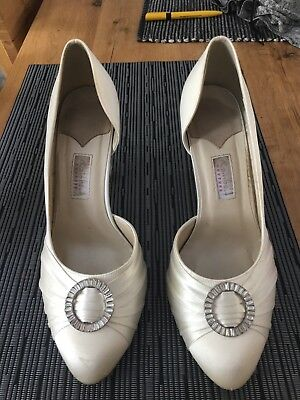 Rainbow Couture Wedding Shoes Size 7