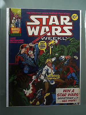 STAR WARS WEEKLY - No. 3 ( UK / 1978 ) ***VERY GOOD CONDITION***