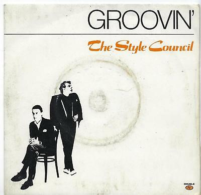 """The Style Council - Groovin' - 7"""" Single"""