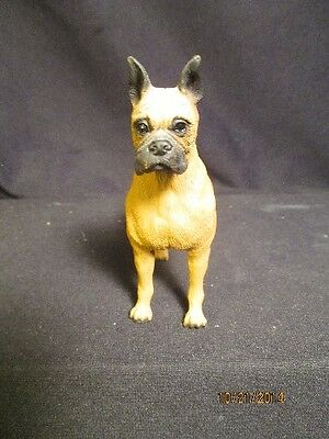 Vintage Boxer Dog Figure