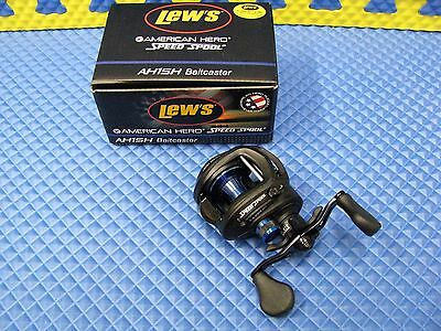 Lew's® American Hero® Speed Spool® Baitcast Reel AH1SH
