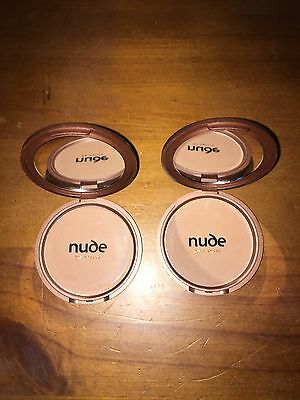nude by nature Pressed Bronzer