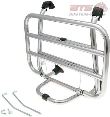 front luggage rack / carrier for Vespa PX, LML-Vespa Classic