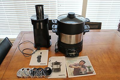 Jamie Oliver Philips HomeCooker and Cutting Tower