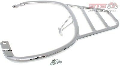 rear luggage rack chrome for Vespa Primavera / Sprint-Vespa Modern