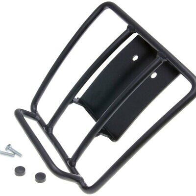 rear luggage rack 70s Classic black for Vespa GT, GTS 125-300cc-Vespa Modern