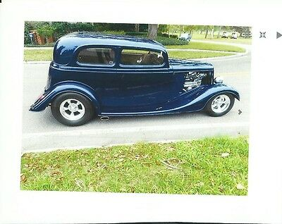 1933 Ford vicky  1933 ford